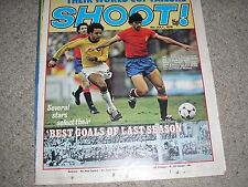 Spain v Brazil 1978 world cup biosca & reinaldo colour A4