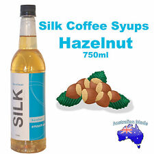 Hazelnut Coffee Syrup Syrups Flavour -  1 x 750ml Bottle - Free Delivery
