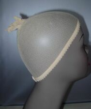 6 NET Wig Caps .. Beige .. You will get 6 Caps!  Most Popular