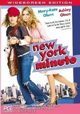 New York Minute (DVD, 2004) region 4 Australia like new condition ex rental
