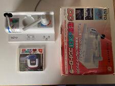 Densya De Go Controller + Densha De Go 2 Game For Sega Dreamcast Japanese Import