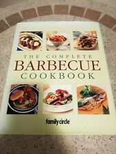 "FAMILY CIRCLE ""The Complete Barbecue Cookbook"" *SUMMER, BBQ* BN"