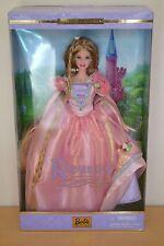 2002 edicion coleccionista serie Princesa Rapunzel Barbie