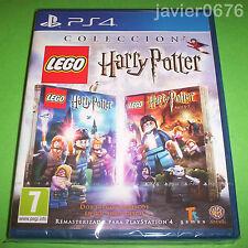 LEGO HARRY POTTER COLECCION AÑOS 1-7 NUEVO Y PRECINTADO PAL ESPAÑA PS4