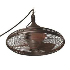 Allen roth ceiling fans for sale ebay outdoor oil rub bronze hanging downrod ceiling fan pavilion patio porch gazebo aloadofball Gallery