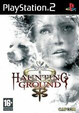 Haunting Ground Ps2 Game PAL Capcom