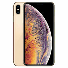 Apple iPhone XS - 512GB - Verizon GSM Unlocked T-Mobile AT&T 4G LTE - Gold