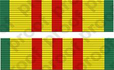 STICKER MILITARY RIBBON VIETNAM SERVICE