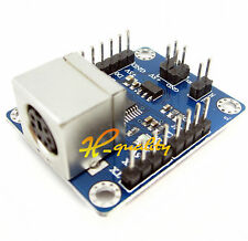 3PCS PS2 Keyboard Driver Module Serial Port Transmission Module arduino AVR hot