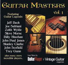 Various Artists - Guitar Masters 1 / Various [New CD]