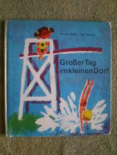Großer Tag im kleinen Dorf - DDR Kinderbuch Inge Gürtzig H. Gruse - LPG Bauern
