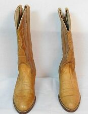 Women's Texas Western Boots Size 6.5 d (1355) Texas Western Cow boy Boots