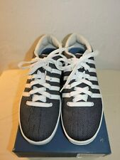K-Swiss Mens Shoes Court Pro II 2 T CMF Low Denim Navy Blue White Size 12 M US
