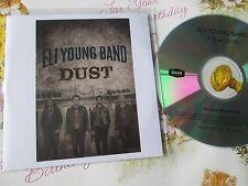 ELI YOUNG BAND Dust DECCA RECORDS Big Machine CDr UK Promo CD Single