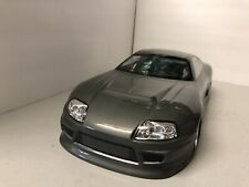 Painted & Finished 200mm rc body Toyota Supra
