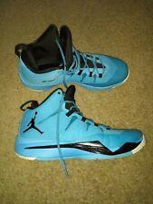 Air Jordan-Super.Fly2-Dark Powder Blue-Size Men'S 14