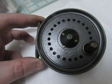 "vintage youngs early beaudex trout fly fishing reel 3.5"" narrow drum + lineguard"