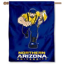 Northern Arizona Lumberjacks House Banner Flag