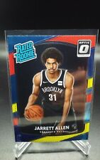 Jarrett Allen 2017-18 Panini Optic Red Yellow Blue Rated Rookie RC