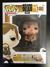 Injured Daryl Dixon #100 Funko Pip Vinyl The Walking Dead Retired