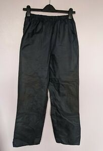 Vintage Gent's Waterproof Overtrousers by Oswald Bailey  Size 28