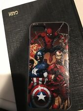 iPhone 7 Plus Superhero  Clip-On Case (Avengers 3)