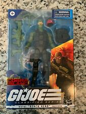 GI Joe Classified Beachhead *RARE (Brown eyes), In hand