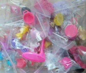 BARBIE  LARGE ACCESSORIES ~  FAB PRICES INC CLIP ON TOPS ~ UPDATED 03/10/21