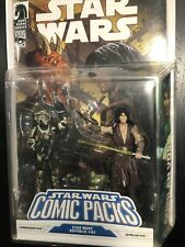 Commander Faie Quinlan Vos STAR WARS Legacy Comic Packs #13 #82 MOC