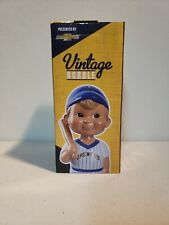 NEW IN BOX - 2016 Milwaukee Brewers Pinstripe Vintage Bobble - Bobblehead