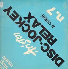 VARIOUS - Ariston-Disc-Jockey Relax N 7 / N 8 - Ariston Music - ARALB / 2 / 1229