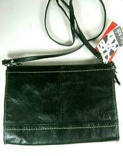 The SAK Iris Demi Clutch Handbag 11 Colors Clutche Black Onyx