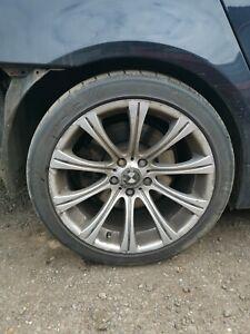 Bmw E60 M5 Style 166 Alloy Wheels Genuine