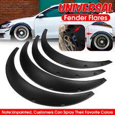 4Pz Universal Flessibile Auto Parafango Fender Flares Passaruota Estensioni