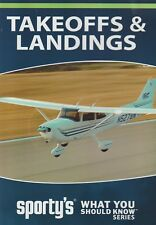 Takeoffs and Landings (Sporty's DVD)