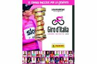 GIRO 102 PANINI 2019 SET COMPLETO FIGURINE E CARDS ALBUM stickers + box vuoto