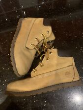 Timberland boots Size 11uk 29 Eu Kids Boots  . Camel Brown
