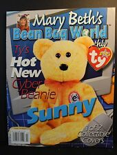 Mary Beth's Bean Bag World Magazine #86 Vol 4 No 5 Feb 2001 - Great condition