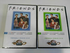 FRIENDS SERIE TV DVD TEMPORADA SEASON 6 CAPITULOS 122-127 CASTELLANO ENGLISH