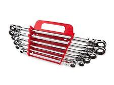 Ez Red EZR-EZRPR1805 5 Pc Extra Long Flex Head Spline Ratcheting Wrench Set