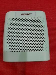 Bose Soundlink Color bluetooth speaker Mint Green Model 415859 Includes charger