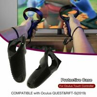 Silicone Case Cover Handle Protector For Oculus Rift S Quest Touch Controller
