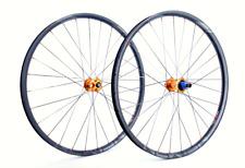 "Laufradsatz 27,5"" Tune King + Kong Orange NEWMEN Evolution SL A 30 CX Ray 1630g"