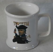 Rush Limbaugh Coffee Mug Two if by Tea - O Say Can You Tea