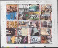 Belgium-Callas-Jazz-Atom Bomb-ConcentrationCamp-Stalin-Bartok-SHEET 20vals-2000