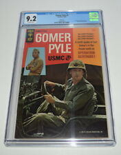 Gomer Pyle # 3 Comic Book 10/1967  CGC 9.2 Gold Key Marines, War Comic