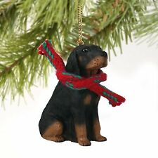 Conversation Concepts Coonhound Black & Tan Original Ornament