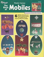 Needlecraft Shop The Book of Mobiles - plastic canvas pattern booklet - 2002