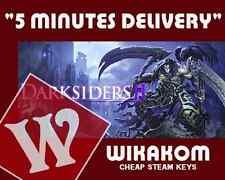 Darksiders II 2 deathinitive Edition Key [PC Game] Steam Digital Code [UK] [EU]