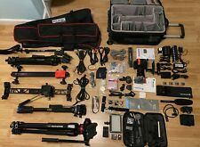 Panasonic Lumix DC-GH5,12-35 lens, Audio kit, tripod, more + $2300 free extras